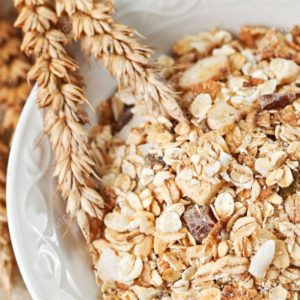 Muesli and Cereals